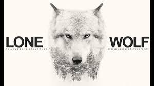 Afbeeldingsresultaat voor lone wolve